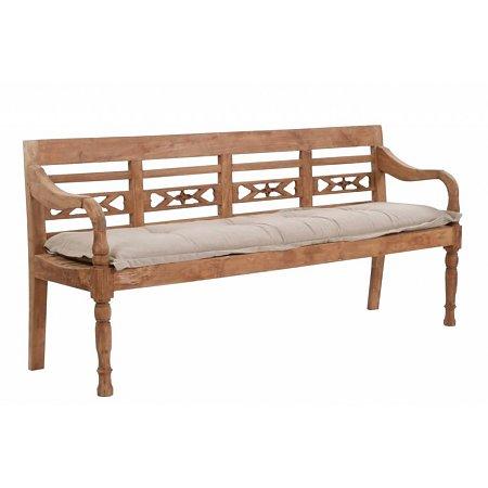 Teak meubelen, optimale ondersteuning in de tuin
